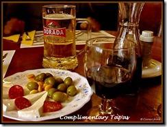 aperitivos