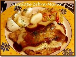 Escalope Zebra Maria