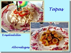 Tapas Collage