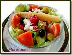 Mixed Salad B