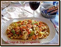 Shrimp Oriquiette C