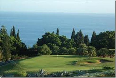 jardin golf