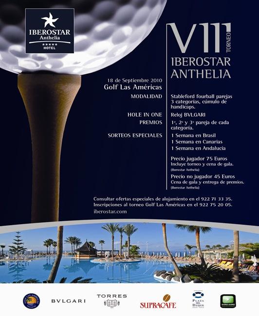 VIII Torneo Anthelia